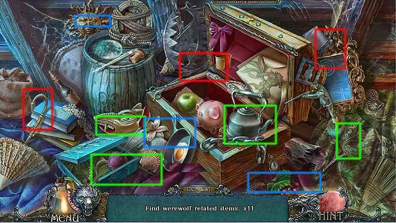 shadow wolf mysteries: under the crimson moon collector's edition walkthrough screenshots 3