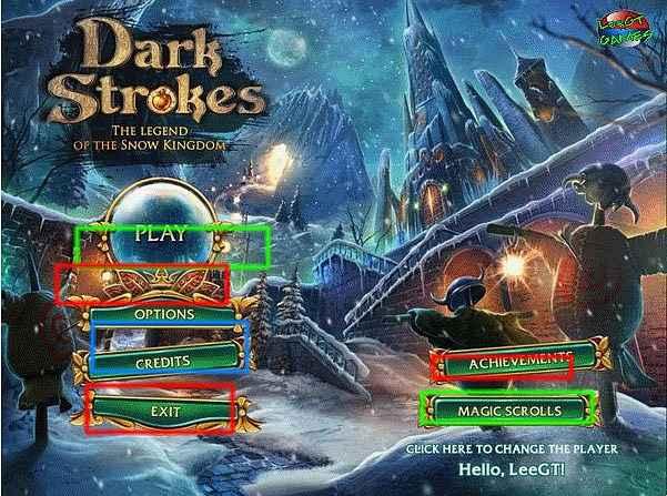 dark strokes: the legend of the snow kingdom walkthrough screenshots 1