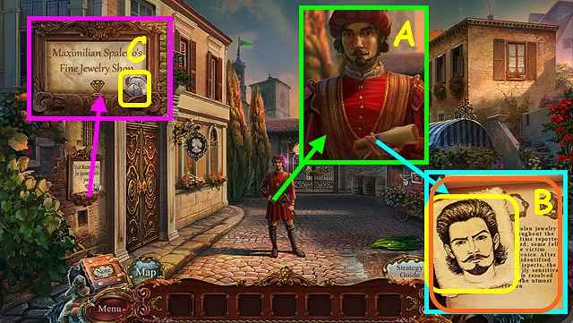 european mystery: the face of envy walkthrough 2 screenshots 1