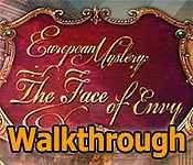 European Mystery: The Face of Envy Walkthrough 4