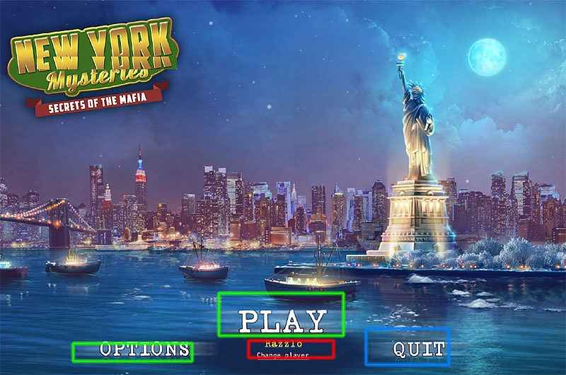 new york mysteries: secrets of the mafia collector's edition walkthrough screenshots 2