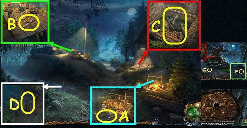 lost lands: dark overlord walkthrough 2 screenshots 1