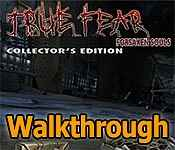 true fear: forsaken souls collector's edition walkthrough
