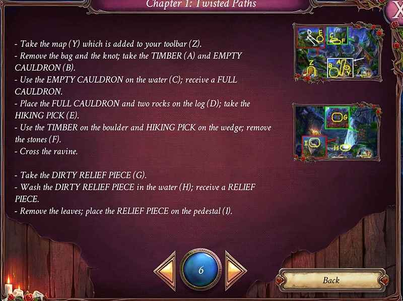 Grim Legends: The Forsaken Bride Walkthrough 5