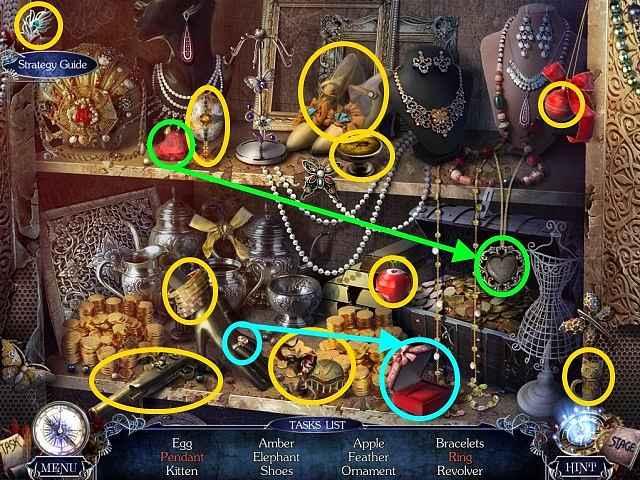 riddles of fate: into oblivion walkthrough 9 screenshots 2