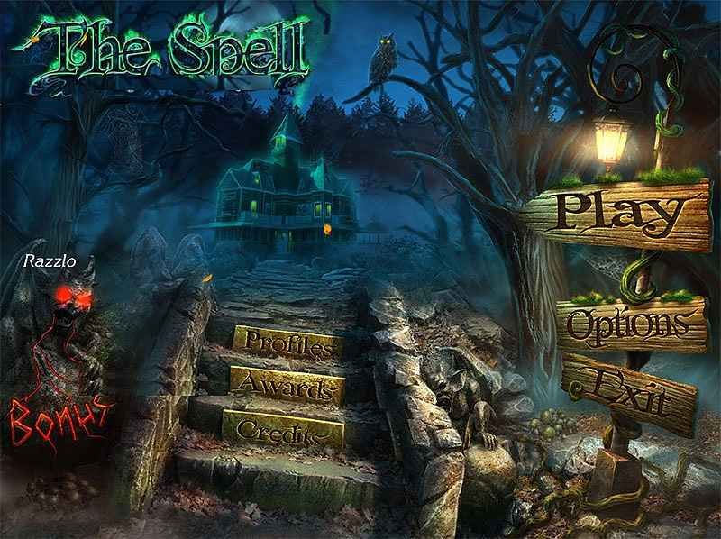 the spell collector's edition screenshots 1