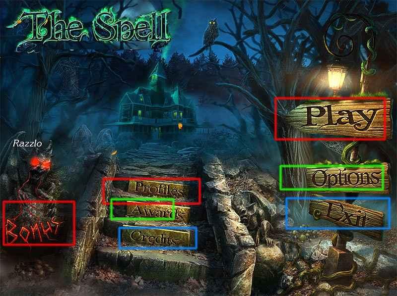 the spell walkthrough screenshots 2