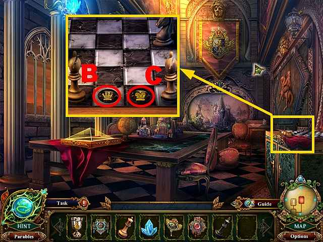 dark parables: jack and the sky kingdom walkthrough 7 screenshots 3