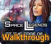 Space Legends: At The Edge Of The Universe Walkthrough