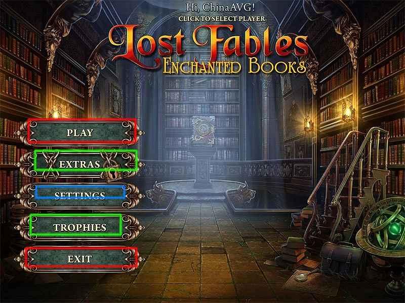 lost fables: enchanted books walkthrough screenshots 1