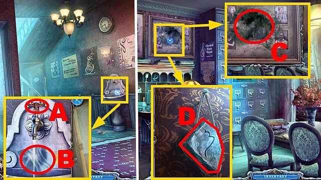 dark dimensions: somber song walkthrough 10 screenshots 1