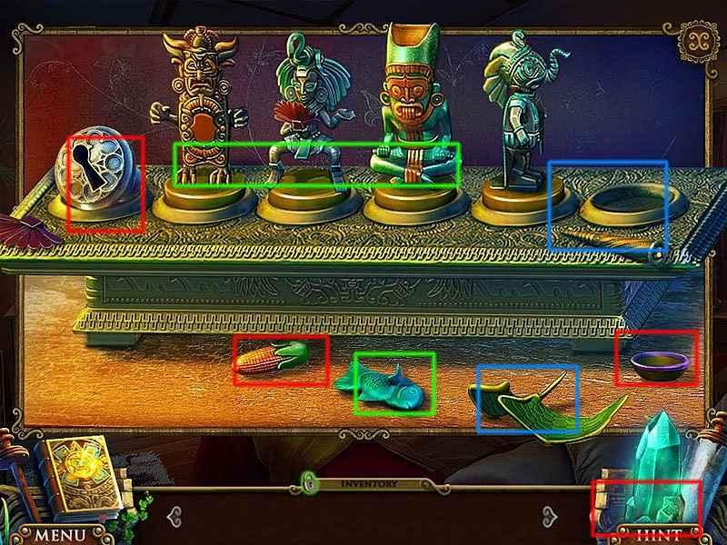 mayan prophecies: blood moon collector's edition walkthrough screenshots 2