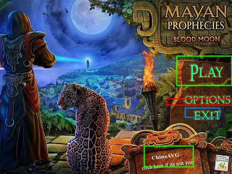 mayan prophecies: blood moon walkthrough
