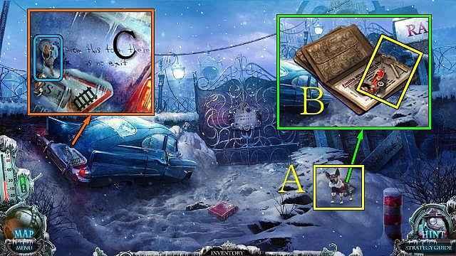 mystery trackers: raincliff's phantoms walkthrough 2 screenshots 1