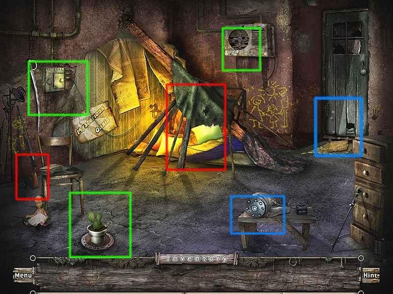 mysterious oasis collector's edition walkthrough screenshots 2