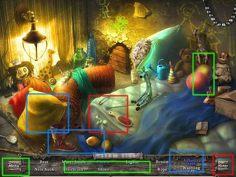 mysterious oasis collector's edition walkthrough screenshots 3