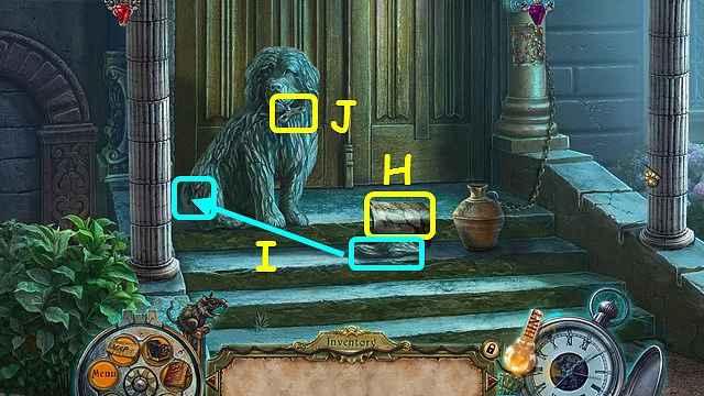 dark tales: edgar allen poe's the fall of the house of usher walkthrough 2 screenshots 3
