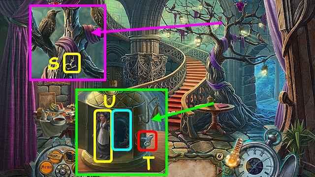 dark tales: edgar allen poe's the fall of the house of usher walkthrough 3 screenshots 3