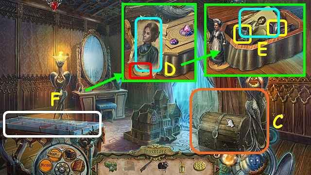 dark tales: edgar allen poe's the fall of the house of usher walkthrough 9 screenshots 1