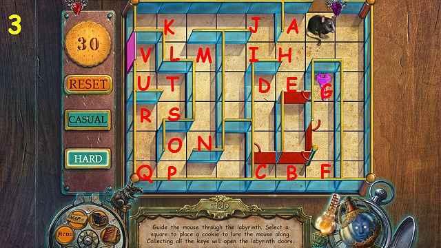 dark tales: edgar allen poe's the fall of the house of usher walkthrough 9 screenshots 3
