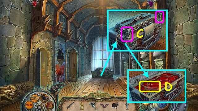 dark tales: edgar allen poe's the fall of the house of usher walkthrough 10 screenshots 2
