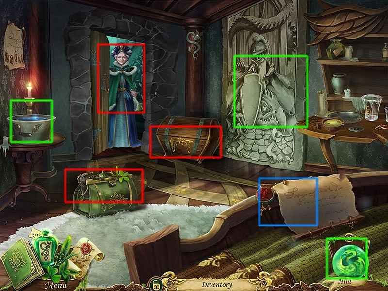 grim legends 2: song of the dark swan collector's edition walkthrough screenshots 2