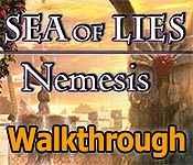 sea of lies: nemesis collector's edition walkthrough
