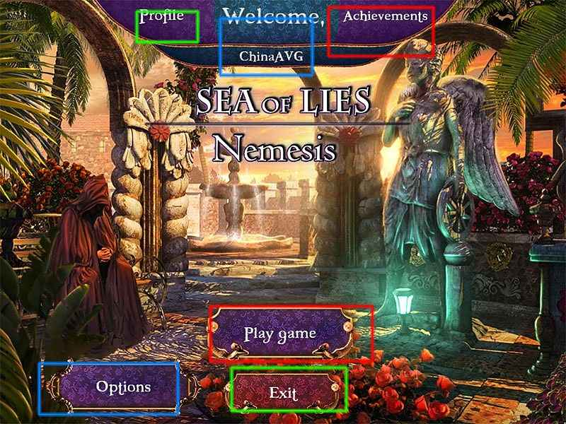 sea of lies: nemesis walkthrough screenshots 1