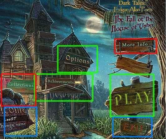 dark tales: edgar allan poe's the fall of the house of usher walkthrough screenshots 1