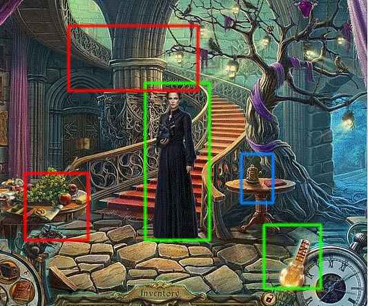 dark tales: edgar allan poe's the fall of the house of usher walkthrough screenshots 3