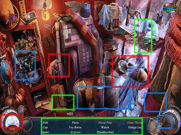 rite of passage: hide and seek collector's edition walkthrough screenshots 1