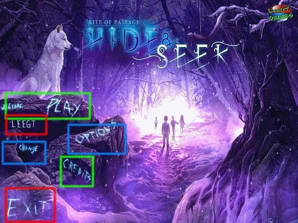 rite of passage: hide and seek collector's edition walkthrough screenshots 2