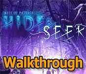rite of passage: hide and seek walkthrough