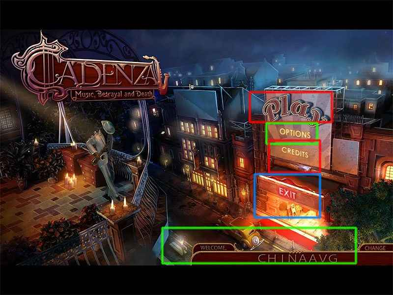 cadenza: music, betrayal and death collector's edition walkthrough screenshots 1