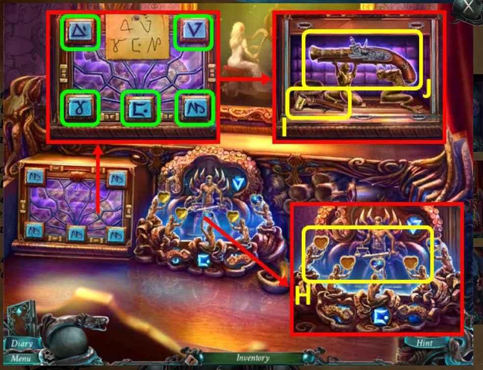 nightmares from the deep: davy jones walkthrough 5 screenshots 1