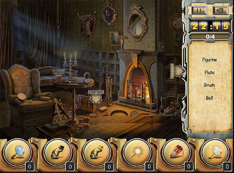 castle secrets: between day and night collector's edition screenshots 1