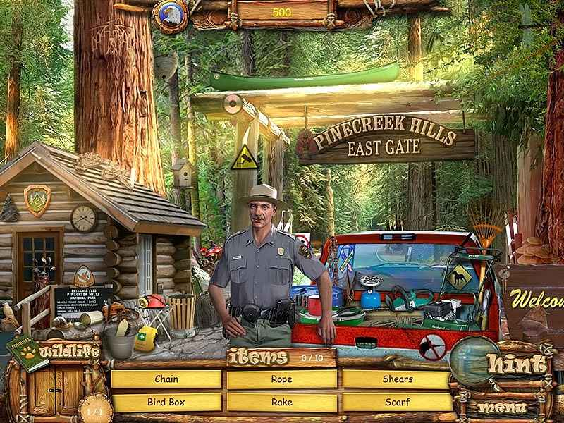 Vacation Adventures: Park Ranger 2 Collector's Edition