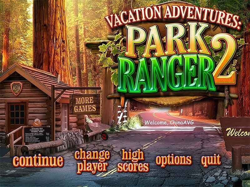 vacation adventures: park ranger 2 collector's edition screenshots 2