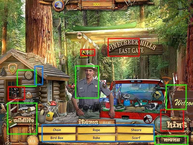 vacation adventures: park ranger 2 walkthrough screenshots 2