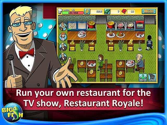 cooking academy: restaurant royale screenshots 1