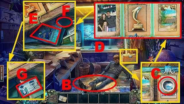 fear for sale: phantom tide walkthrough 4 screenshots 1
