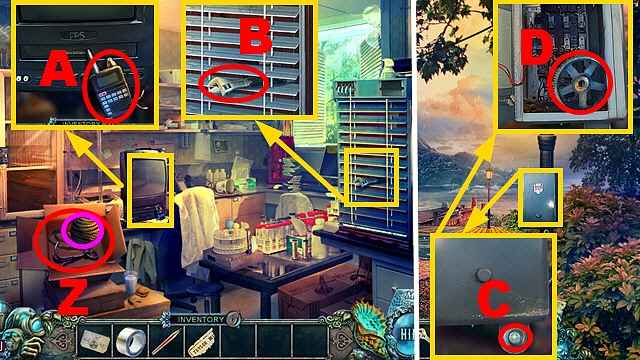 fear for sale: phantom tide walkthrough 6 screenshots 1