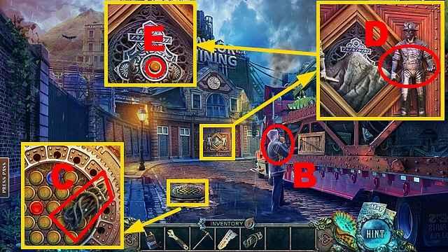 fear for sale: phantom tide walkthrough 8 screenshots 2