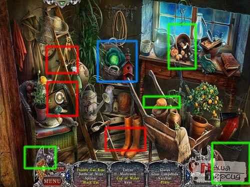 spirit of revenge: cursed castle strategy guide screenshots 3
