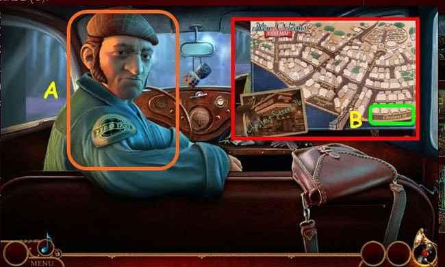 cadenza: music, betrayal and death walkthrough 2 screenshots 1