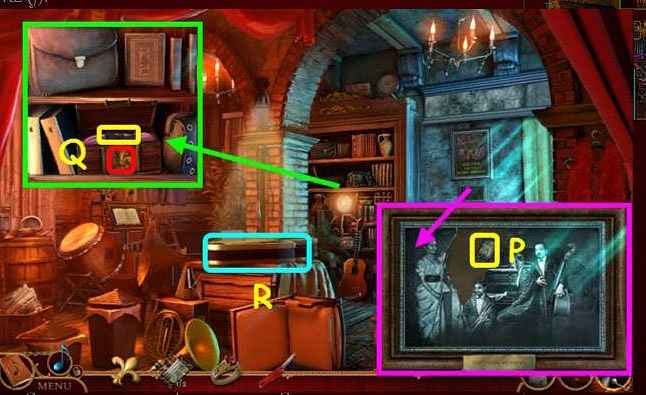 cadenza: music, betrayal and death walkthrough 5 screenshots 2