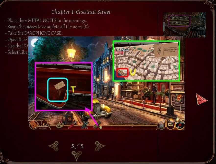 cadenza: music, betrayal and death walkthrough 6 screenshots 1