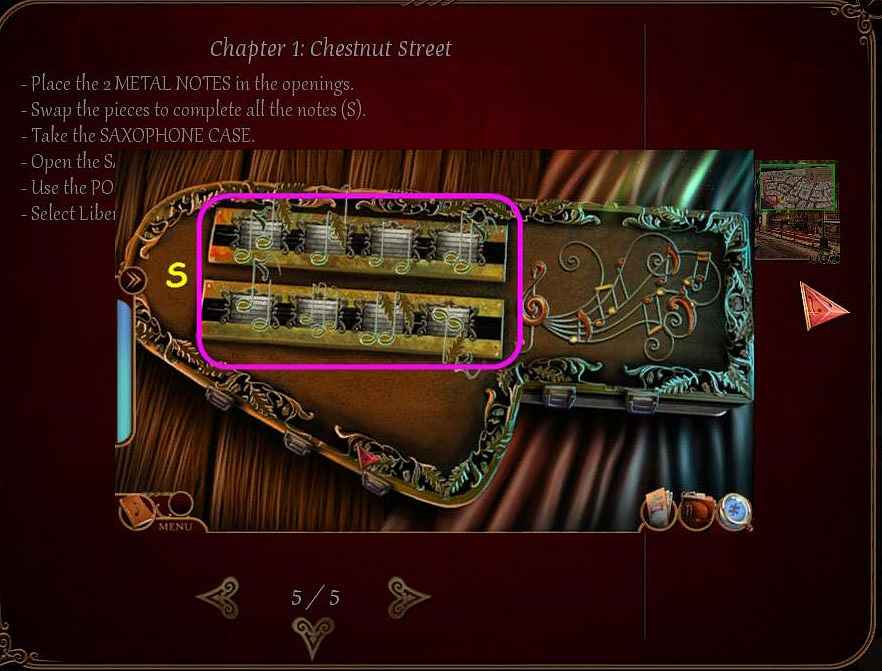 cadenza: music, betrayal and death walkthrough 6 screenshots 2