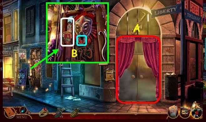 cadenza: music, betrayal and death walkthrough 7 screenshots 1