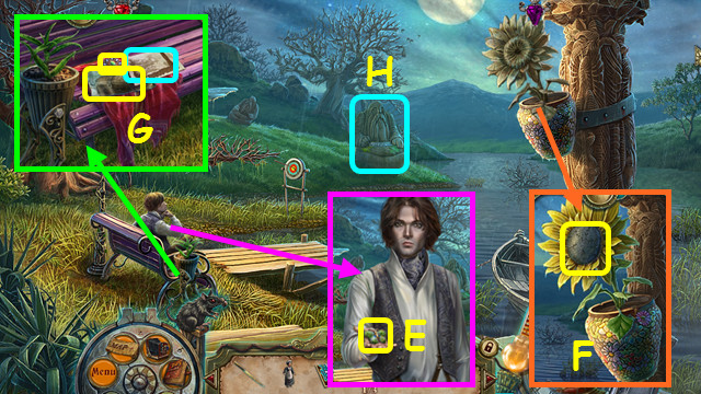 dark tales: edgar allan poe's the fall of the house of usher walkthrough 5 screenshots 3